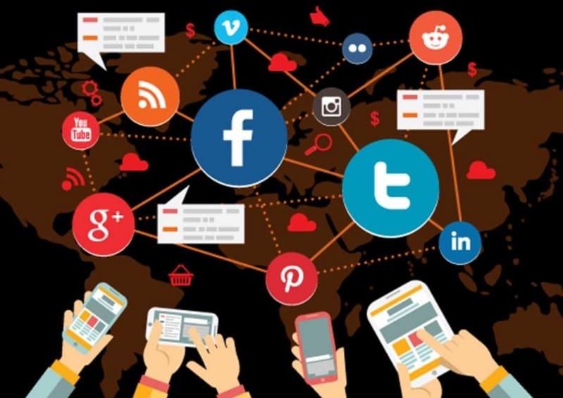 Социализация в интернете