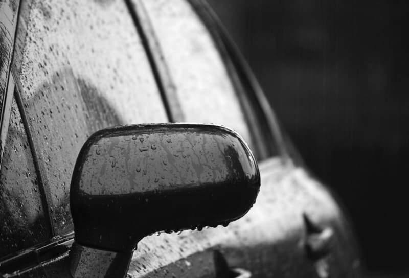 Закон Мерфи: помыл автомобиль