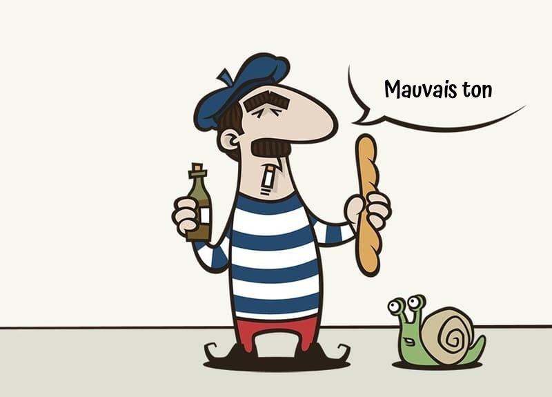 Моветон по-французски