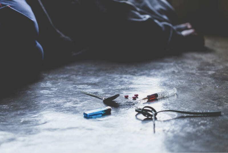 Наркотики: скрытый суицид