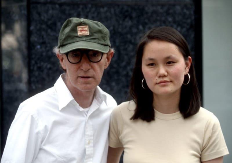 Вуди Аллен и Сун-Йи Превин