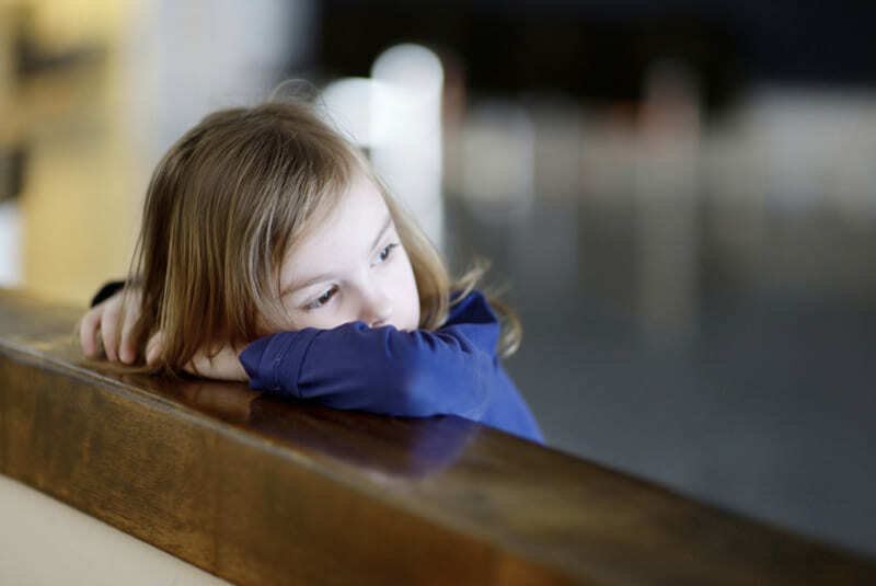 Самобичевание у ребенка