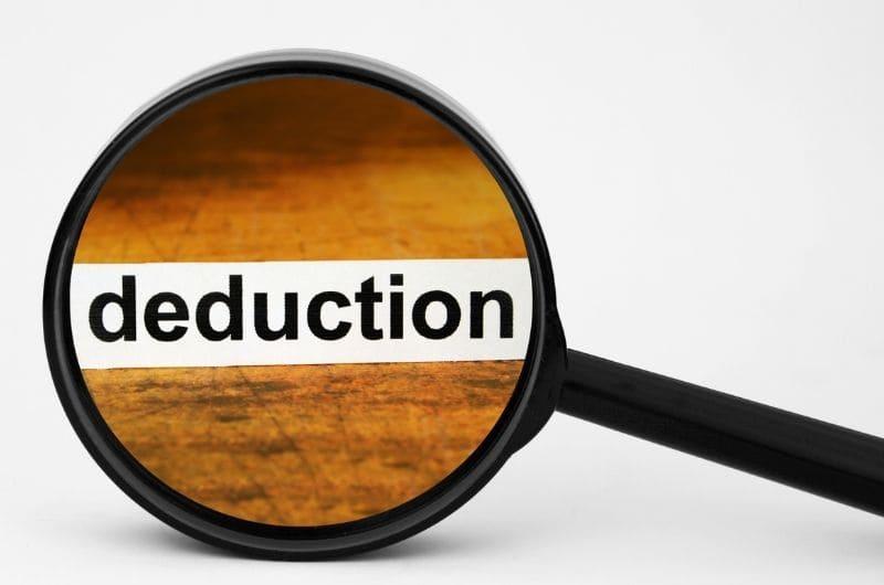 Что такое дедукция?