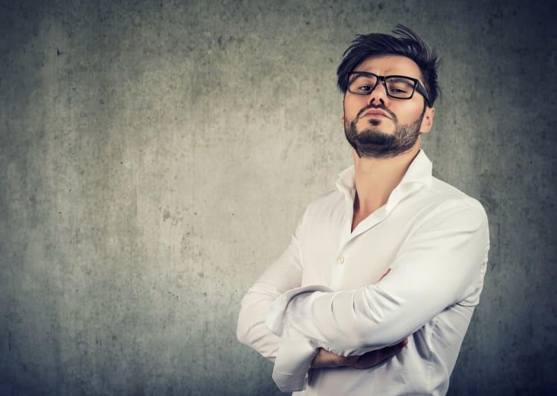 Эгоцентризм у мужчин