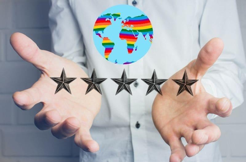 Рейтинг стран по гомофобии
