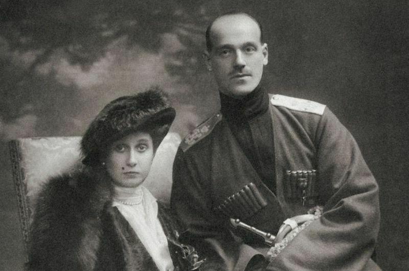 Морганатический брак Михаила Романова