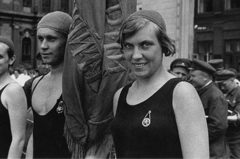 Молодежь СССР 30-е годы